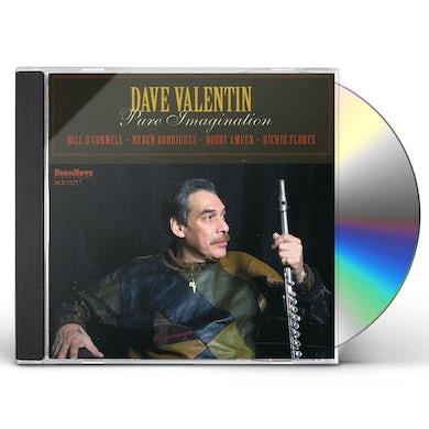 Dave Valentin PURE IMAGINATION CD