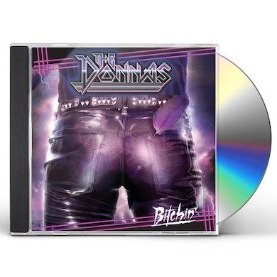 Donnas BITCHIN CD