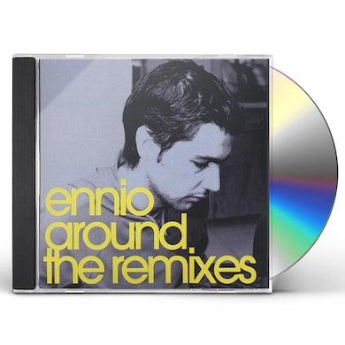 Ennio AROUND THE REMIXES CD