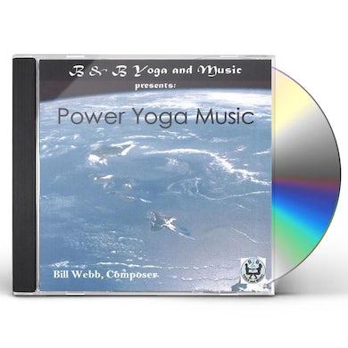 Bill Webb MUSIC FOR POWER YOGA CD