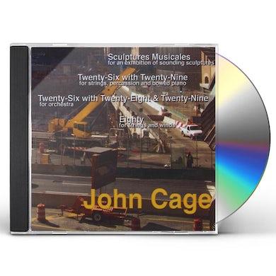SCULPTURES MUSICALES CD