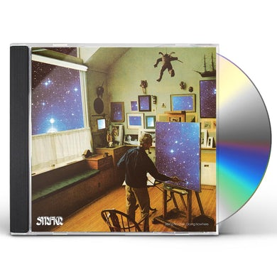 Strfkr BEING NO ONE GOING NOWHERE CD