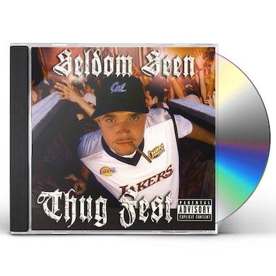 Seldom Seen THUG FEST CD