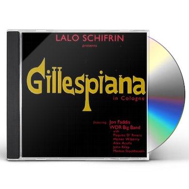 Lalo Schifrin GILLESPIANA CD