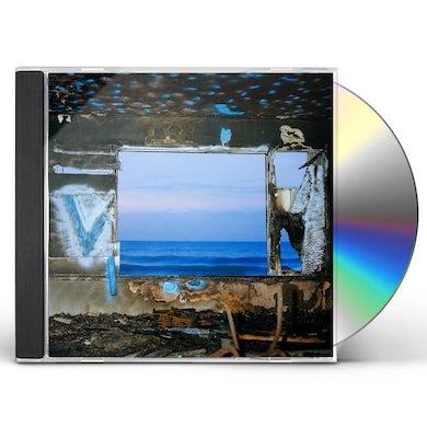 Deerhunter FADING FRONTIER CD