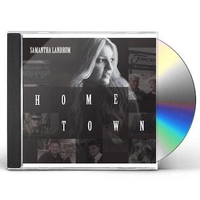 Samantha Landrum HOMETOWN CD
