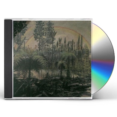 WE WALK THE YOUNG EARTH CD
