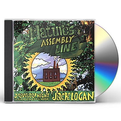 Jack Logan NATURE'S ASSEMBLY LINE CD