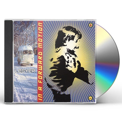 Lester IN A FORWARD MOTION CD