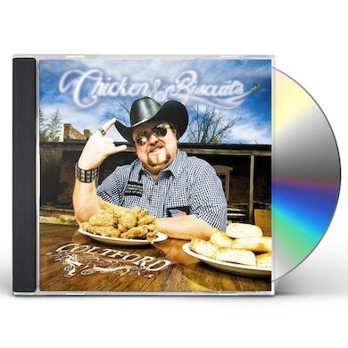 Colt Ford CHICKEN & BISCUITS CD