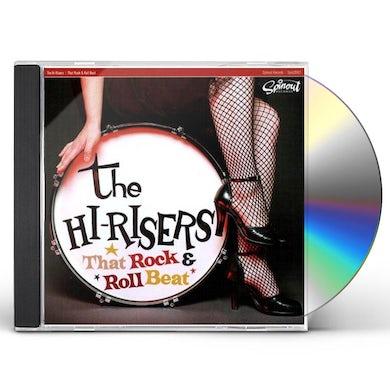 Hi-Risers THAT ROCK & ROLL BEAT CD
