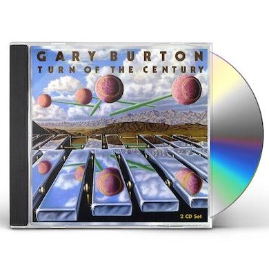 Gary Burton TURN OF THE CENTURY CD