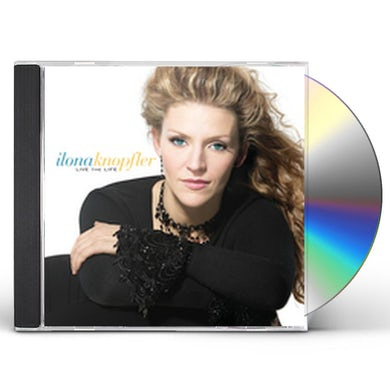 Ilona Knopfler LIVE THE LIFE CD