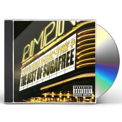 WHY U STILL BULLSHITTIN: THE BEST OF SUGA FREE CD