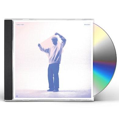 Toro Y Moi BOO BOO CD