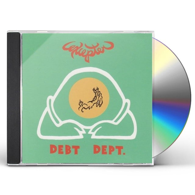 Excepter DEBT DEPT CD
