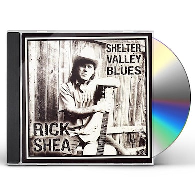 SHELTER VALLEY BLUES CD
