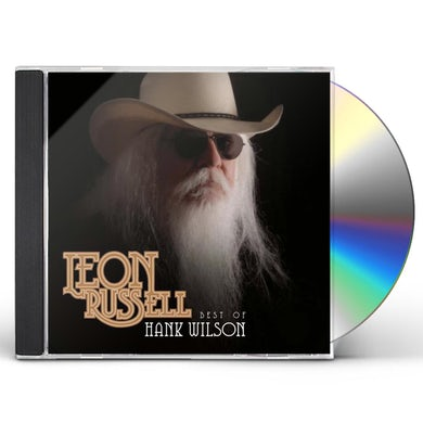 Leon Russell BEST OF HANK WILSON CD