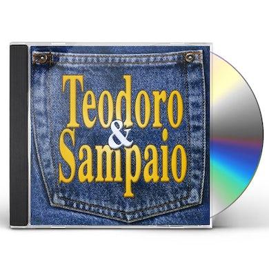 Teodoro & Sampaio VIRUS DA PAIXAO CD