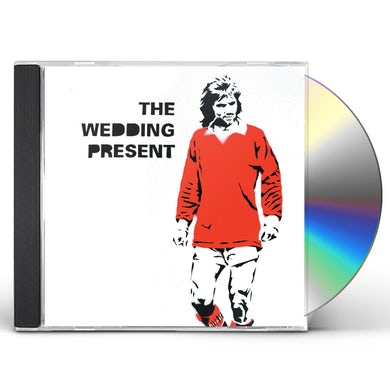 The Wedding Present GEORGE BEST 30 CD