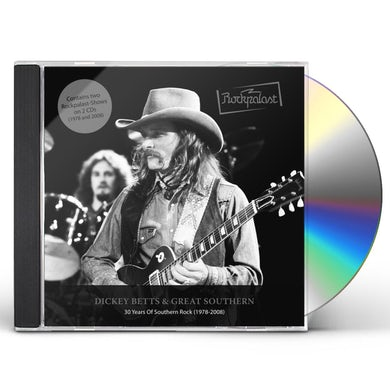 Dickey Betts ROCKPALAST: 30 YEARS OF SOUTHERN ROCK CD