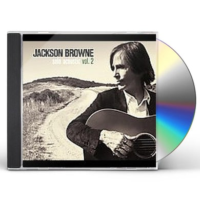 Jackson Browne SOLO ACOUSTIC 2 CD