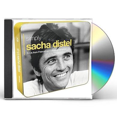 SACHA DISTEL CD