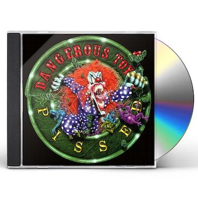 Dangerous Toys PISSED CD