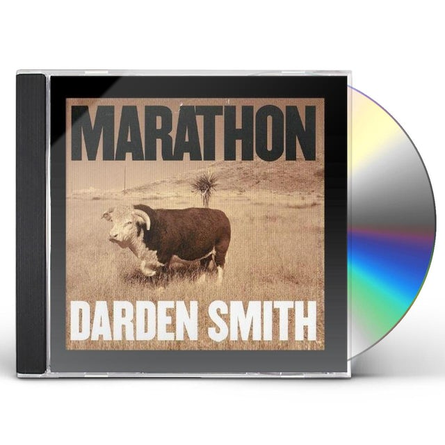 Darden Smith MARATHON CD