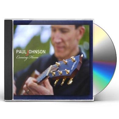 Paul Johnson COMING HOME CD