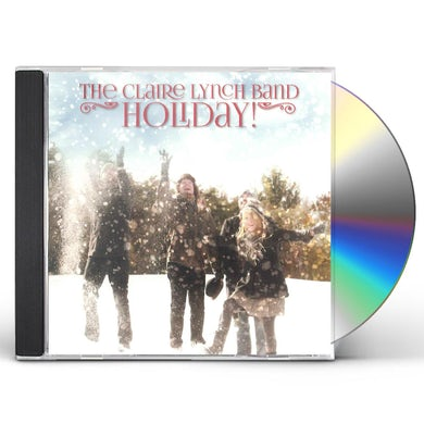 Claire Lynch HOLIDAY CD