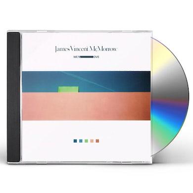 James Vincent Mcmorrow WE MOVE CD