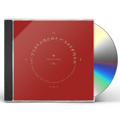 John Zorn TESTAMENT OF SOLOMON CD