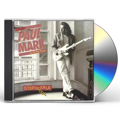 Paul Mark & The Van Dorens DISPOSABLE SOUL CD