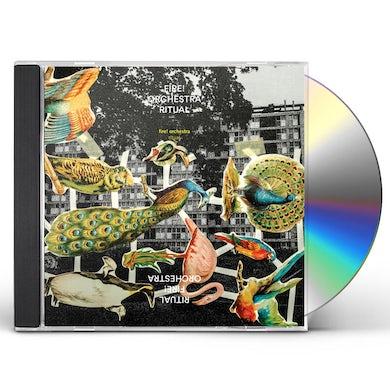 Fire Orchestra RITUAL CD