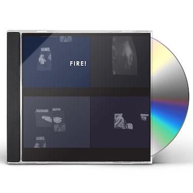 Fire HANDS CD