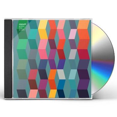 Elephant9 GREATEST SHOW ON EARTH CD