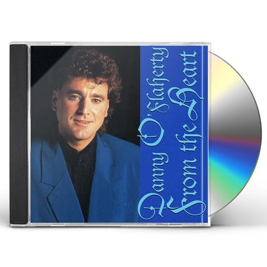 Danny O'Flaherty FROM THE HEART CD