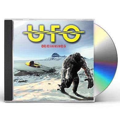 Ufo BEGINNINGS CD