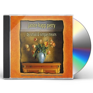 BY SMALL & SIMPLE MEANS CD