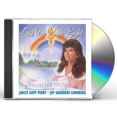 Janice Kapp Perry JUST ONE LITTLE LIGHT CD