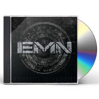 Every Mother's Nightmare RESURRECT THE FAITHFUL CD