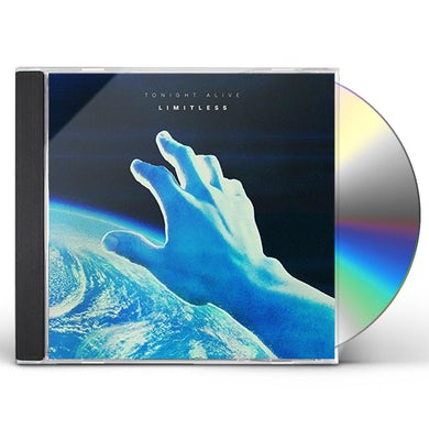 Tonight Alive LIMITLESS CD