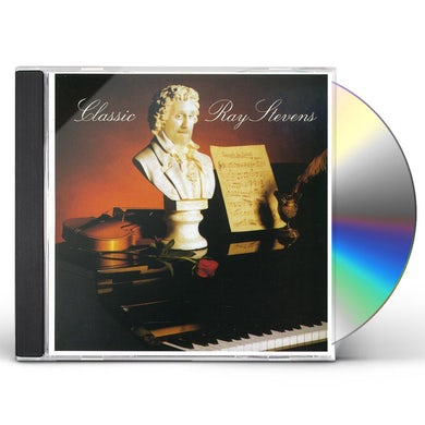 Ray Stevens CLASSIC (NOT GREATEST HITS) CD