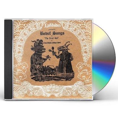 Boduf Songs STRAIT GAIT CD
