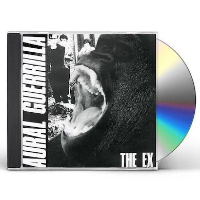 Ex AURAL GUERILLA CD
