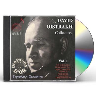 David Oistrakh COLLECTION 1 CD