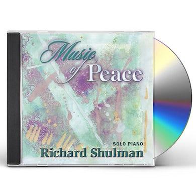 Richard Shulman MUSIC OF PEACE CD