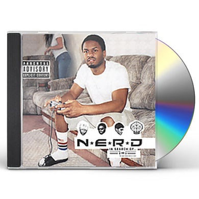 N.E.R.D. IN SEARCH OF CD