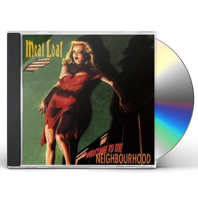 Meat Loaf WELCOME TO THE NEIGHBOURHOOD CD